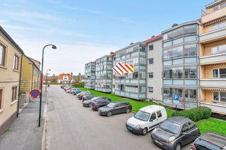 Lund - Meget pen 3-roms andelsleilighet med solrik innglasset balkong