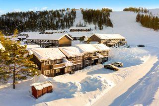 """Gautefall Skisenter / 8 leiligheter """"first line"""", 3 solgt / Umiddelbar nærhet til skibakker og skiløyper /"""
