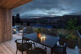 Skaugo Terrasse - Innholdsrike leiligheter med flotte solforhold. Store sør-vestvendte terrasser -  8 SOLGT