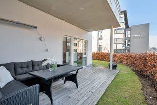 Lund - Innbydende 2-roms hjørneleilighet med garasje og attraktiv beliggenhet - Solrik terrasse