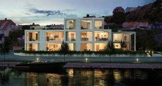 Vindmøllegangen  (Lahelle) - 5 oppgraderte leiligheter  Visning etter avtale med megler.