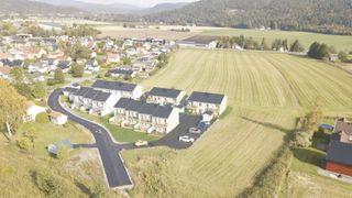 Tollskogvegen II - 12 nye boliger med sentral, solrik og bynær beliggenhet på Vallemyrene.