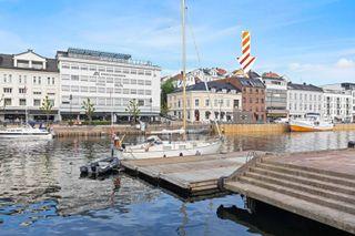 Salg av bygård Arendal - Langbryggen 13 m. beste beliggenhet i Pollen.