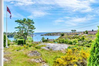 Enebolig med fantastisk utsikt og båtplass i vakker sørlandsidyll - Kalvøysund
