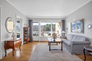 Sentrumsnær, lys og arealeffektiv leilighet med balkong.
