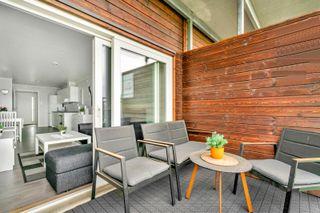 Selveierleilighet med fin veranda-heis i bygget MYRA
