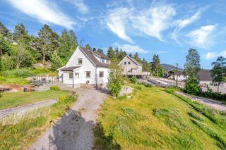 Pent oppusset enebolig beliggende på Byglandsfjord - 3 soverom - Stor tomt