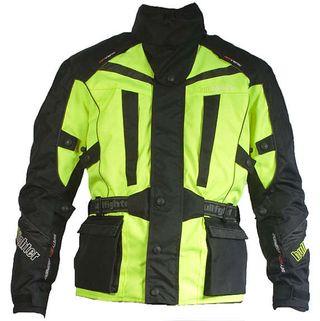 e366fc0a DON MC jakke med uttakbart innerfor og praktiske detaljer. Sort ...