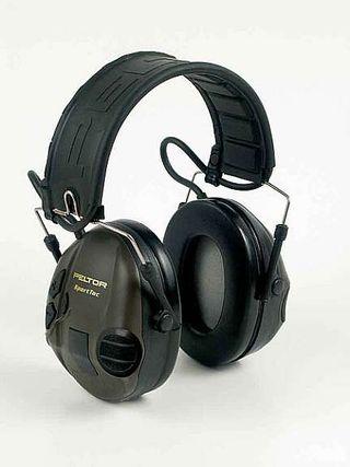 00703b59e Peltor SportTac Elektronisk hørselvern | FINN.no