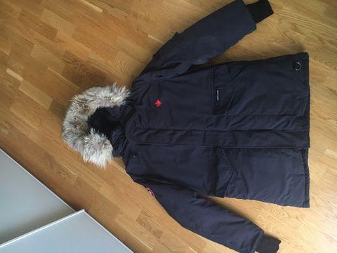 canada goose jakke drammen