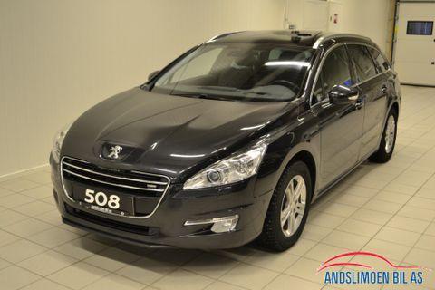 Peugeot 508 SW Allure 1.6 HDi DPF EMG SST 112 hk  2011, 118000 km, kr 149000,-