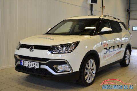 Ssangyong XLV 1,6 115hk Premium AWD  2017, 8500 km, kr 339000,-