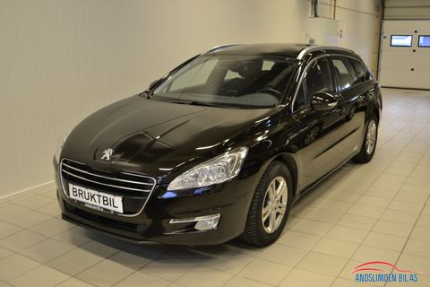 Peugeot 508 SW Active 1.6 HDi DPF 112 hk  2011, 188 000 km, kr 115 000,-