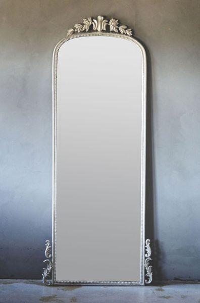 Ryddig speil sølv', Torget | FINN.no NH-12