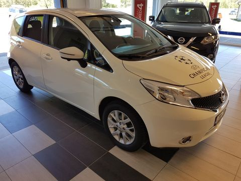 Nissan Note 1,2 80hk Acenta Plus  2015, 54000 km, kr 149000,-