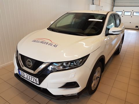 Nissan Qashqai 1,6 dCi 130 Acenta 4x4 Connect  2018, 6300 km, kr 349000,-