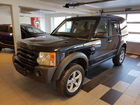 Land Rover Discovery 3 TD V6 HSE /SKINN/XENON  2006, 221315 km, kr 199000,-