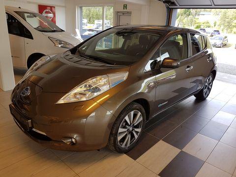 Nissan Leaf Nordic 30kWh  2016, 50000 km, kr 219000,-