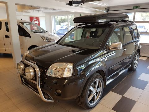 Nissan X-Trail 2,2 DCI Sport  2004, 278200 km, kr 64000,-