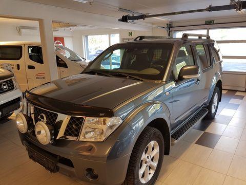 Nissan Pathfinder 171hk  2007, 233100 km, kr 179000,-