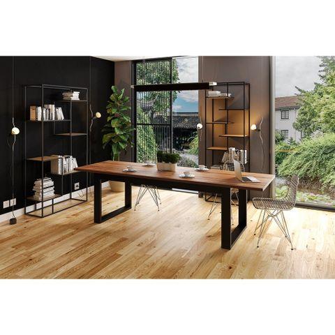 Spisebord OMEGA med uttrekk Design4U