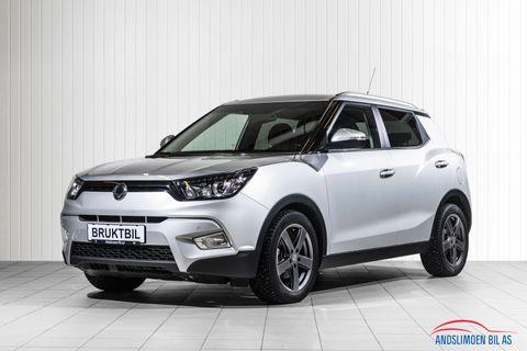 Ssangyong Tivoli Premium 1,6 115hk 4WD , Automat og 4x4,  2016, 50000 km, kr 279000,-