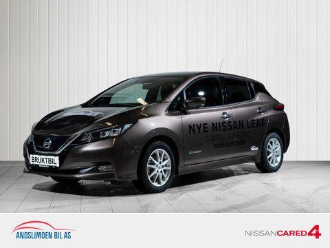 Nissan Leaf 40kWh Tekna , FLERE NYE LEAF PÅ LAGER,  2018, 4800 km, kr 309000,-