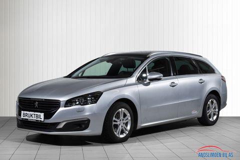Peugeot 508 SW Allure 1.6 e-HDi EMG 115 hk  2014, 77500 km, kr 205000,-