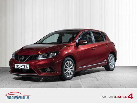 Nissan Pulsar DIG-T 190 Tekna R 190HK  2017, 31000 km, kr 289000,-