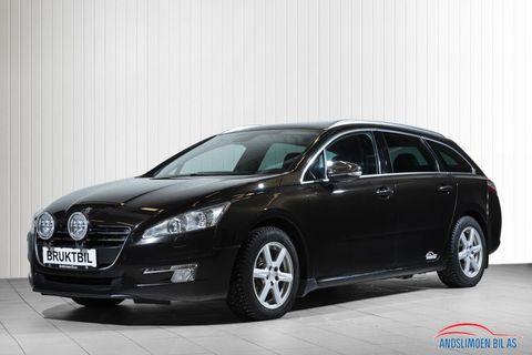 Peugeot 508 SW Allure 2.0 HDi DPF 140 hk  2011, 122300 km, kr 129000,-