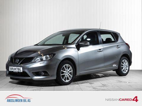 Nissan Pulsar dCi 110 Visia  2016, 74356 km, kr 149000,-