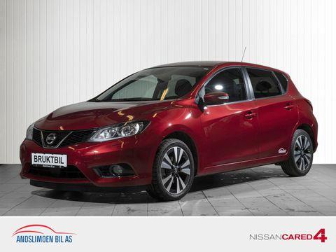 Nissan Pulsar DIG-T 115 Tekna  2016, 48400 km, kr 189000,-