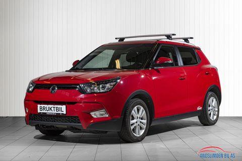 Ssangyong Tivoli Premium 1,6 115hk 4WD  2016, 69000 km, kr 215000,-