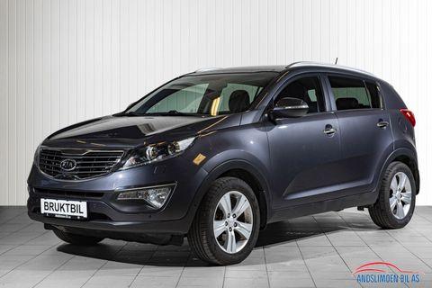 Kia Sportage 1,7 CRDi ISG Comfort 2WD  2012, 86200 km, kr 159000,-