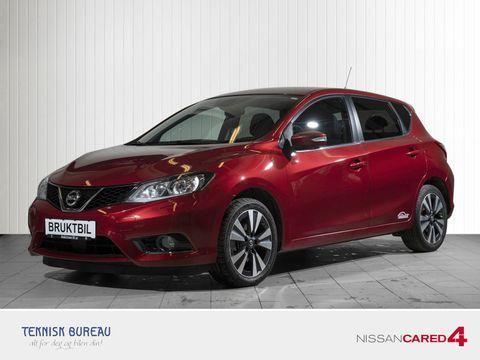 Nissan Pulsar DIG-T 115 Tekna  2016, 56392 km, kr 179000,-