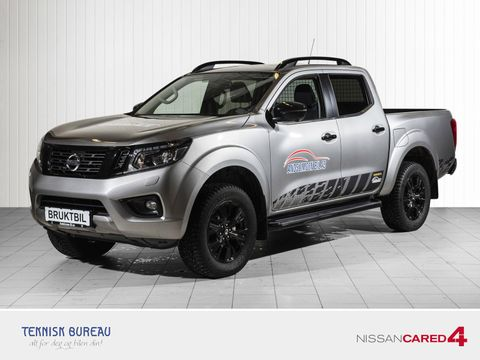Nissan Navara Double Cab 2,3 dCi 190 N-Guard aut  2019, 8000 km, kr 409000,-