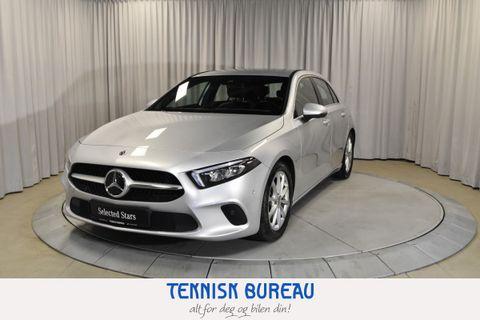 Mercedes-Benz A-Klasse A200i Progressive, Avantage Aut. LED, Navi MBUX++  2018, 42830 km, kr 299000,-