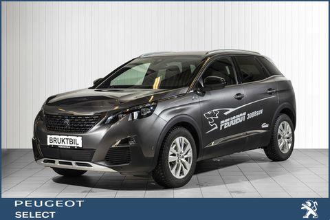 Peugeot 3008 GT Line 1,6 THP 180hk aut  2019, 9000 km, kr 439000,-