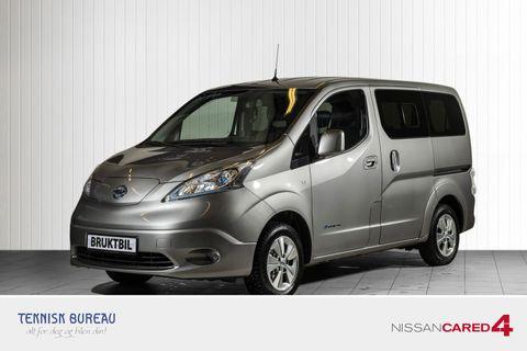 Nissan e-NV200 Evalia 40 kWt 7-s  2019, 1267 km, kr 339000,-
