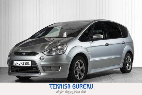 Ford S-MAX 2,0 TDCI 140hk Titanium S  2009, 171544 km, kr 95000,-