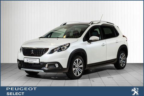 Peugeot 2008 Allure 1,2 Bensin, 110hk aut, R.kamera, DAB+  2018, 50141 km, kr 209000,-