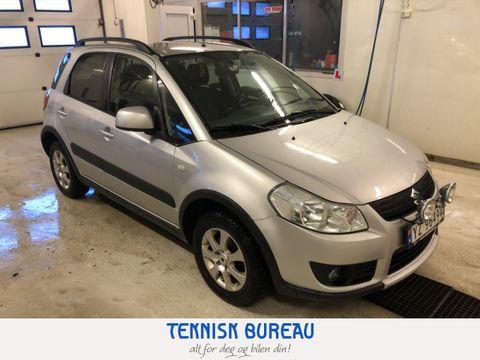 Suzuki SX4 SX 4 1,6 GLX 4x4 keyless, 4x4, Dab+  2007, 133000 km, kr 79000,-