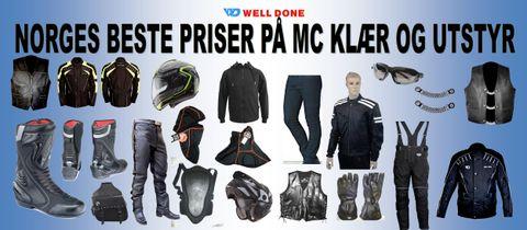 Mc Støvler   MC Beklædning nyt, brugt og leje på