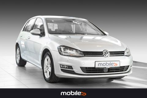 2015 VW GOLF 1,2 TSI DSG BLUEMOTION HIGHLINE.