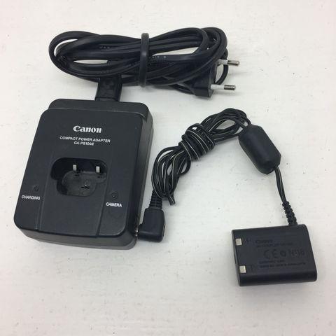 Canon LC E8E Batterilader   FINN.no