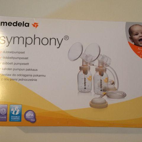 Medela Symphony Pumpesett dobbelt  38334917f2ac0