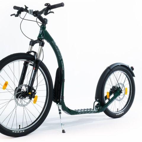 Helt nye Kickbike City G4 sparkesykkel for voksne   FINN.no PW-99
