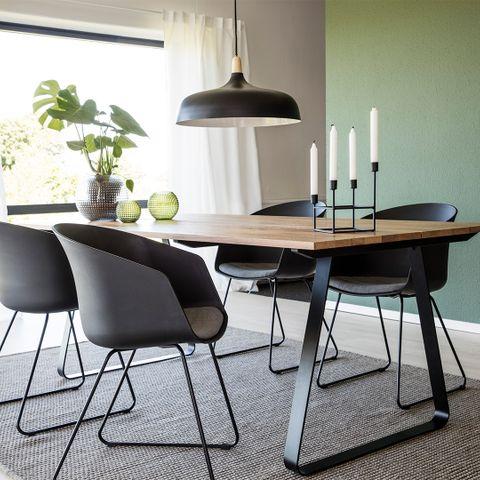 Ran spisebord med 4 stoler | FINN.no