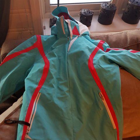 72377dec Ny Spyder ski jakke Som M str slalom jakke jakke vinterjekke RvOvw0 ...