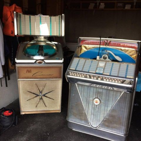 Topmoderne jukebox', Torget | FINN.no VD-32